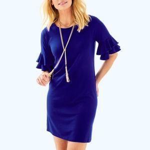 Lilly Pulitzer Lula Dress twilight blue
